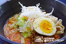 Milky Tantanmen Noodle(Warm : Only in winter)