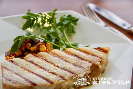 Fuji's Koju Pork Steak Set