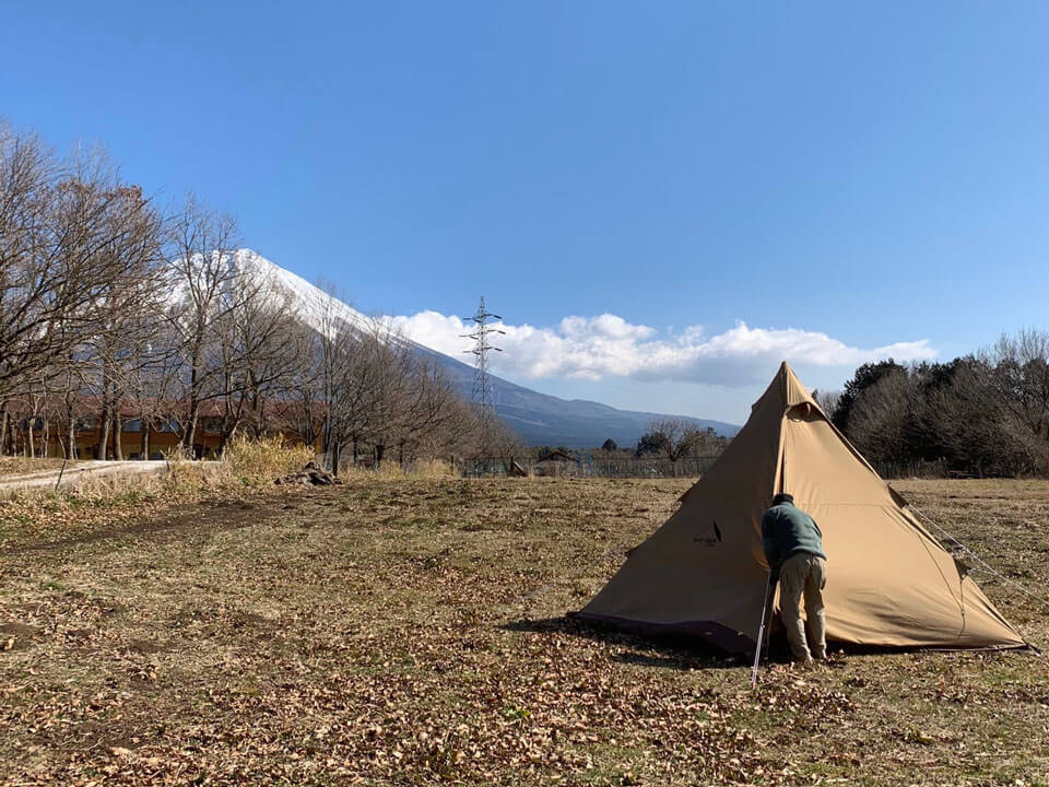 富士山キャンプランド